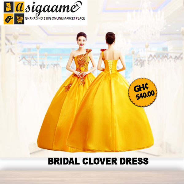 BRIDAL CLOVER DRESS