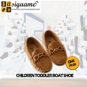 Kids Slip On Boat Shoes Children 21-30