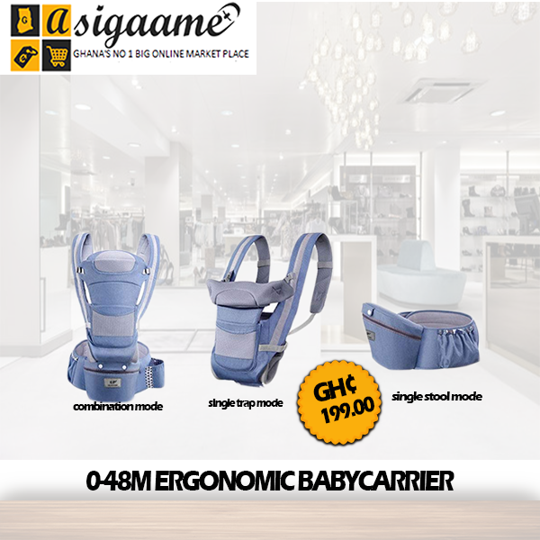 0 48M Ergonomic Baby Carrier