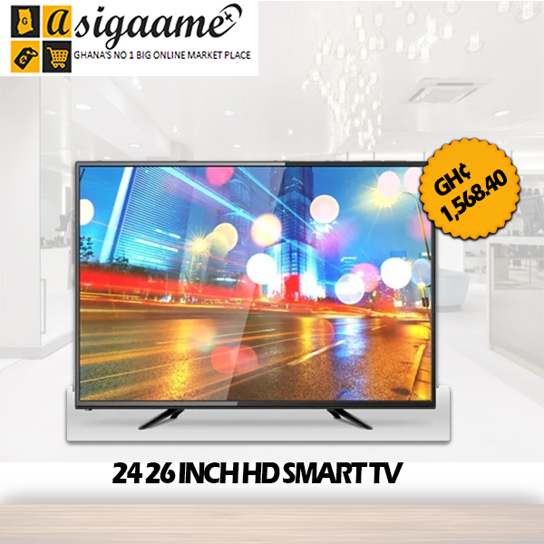 24 26 inch HD Smart TV