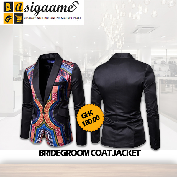 Bridegroom Coat Jacket