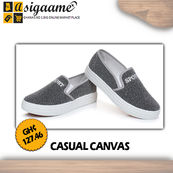 CASUAL CANVAS