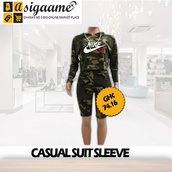 CASUAL SUIT SLEEVE 1