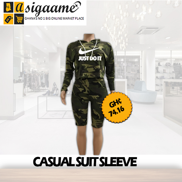 CASUAL SUIT SLEEVE 2
