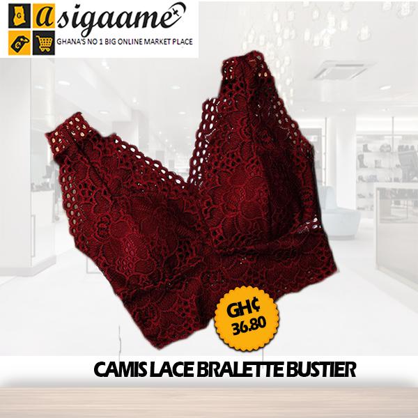 Camis Lace Bralette Bustier