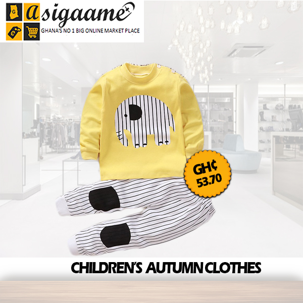 Childrens Autumn Clothes 1