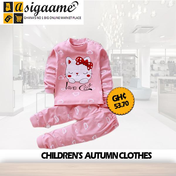 Childrens Autumn Clothes