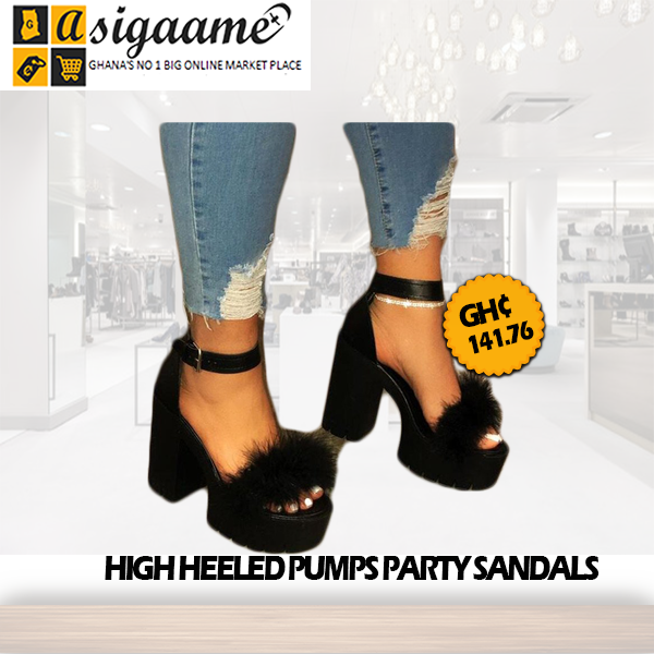 High heeled Pumps Party Sandals