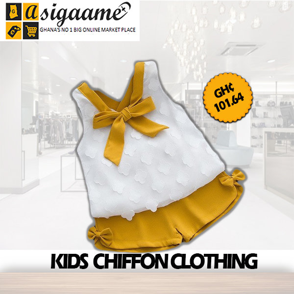 KIDS CHIFFON CLOTHING