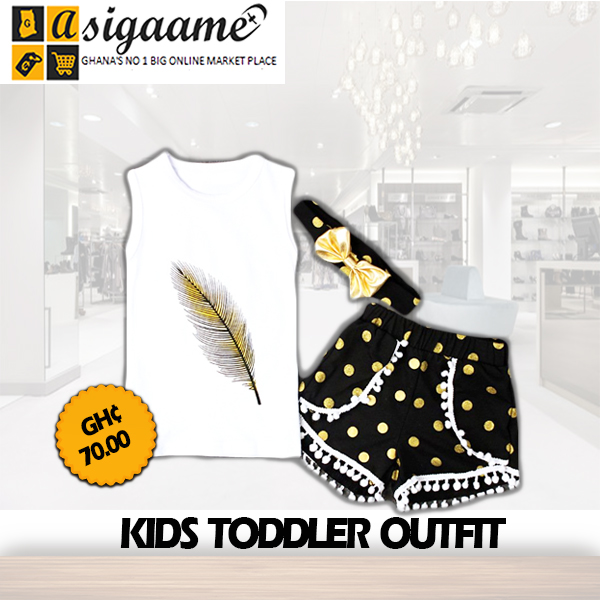 KIDS TODDLER OUTFIT