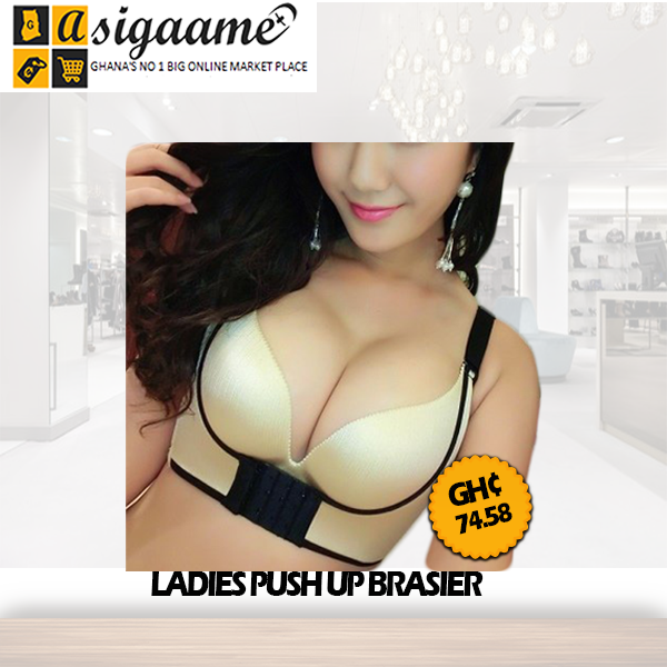 LADIES PUSH UP BRASIER