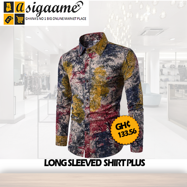 Long Sleeved Shirt Plus 1