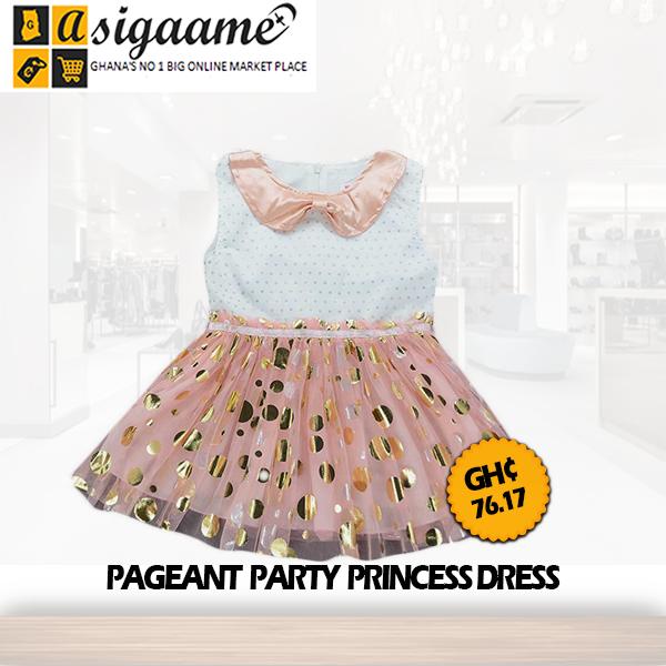 Pageant Party Princess Dress