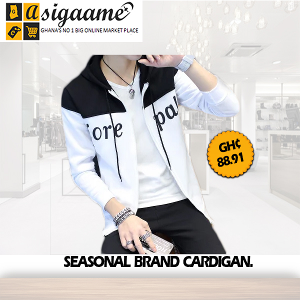 SEASONAL BRAND CARDIGAN 2