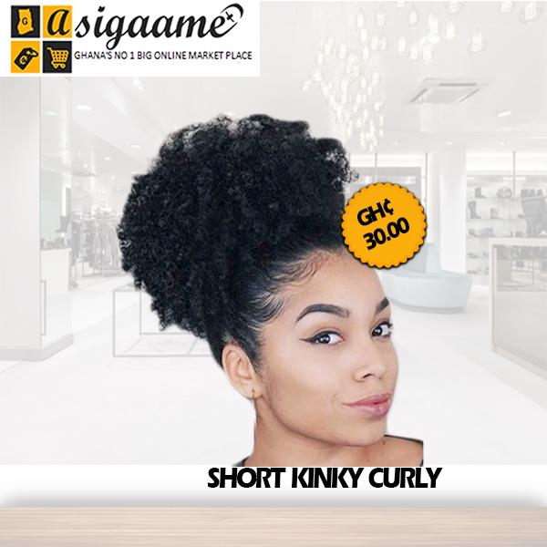Short Kinky Curly