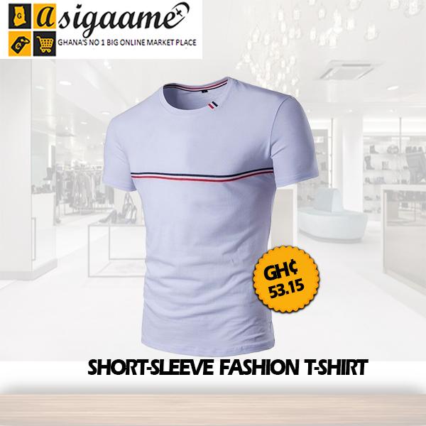 Short sleeve Fashion T shirt