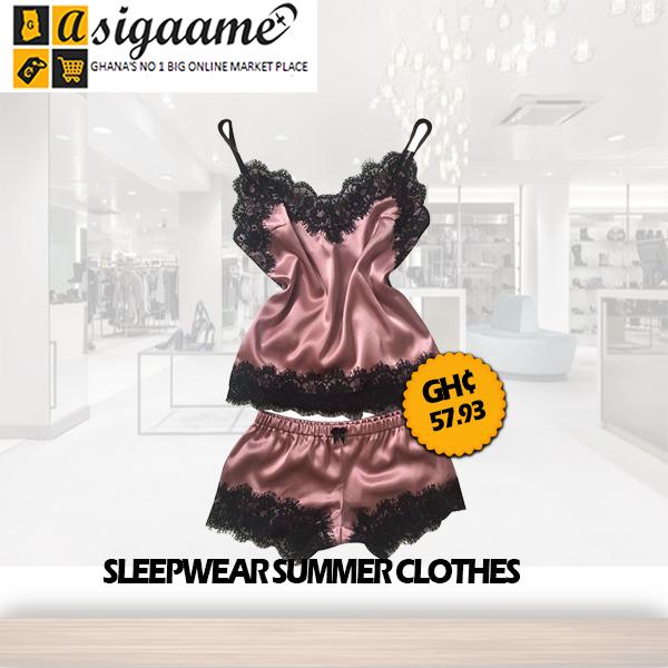 Sleepwear Summer Clothes