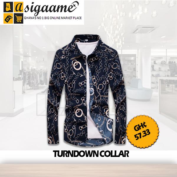 Turndown Collar 3