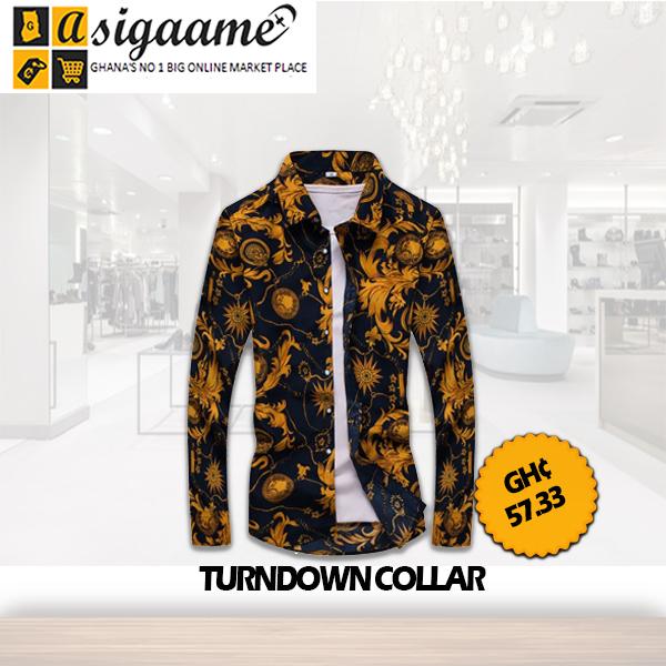 Turndown Collar 4