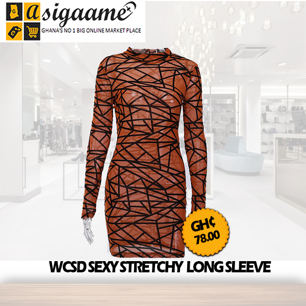 WCSD SEXY STRETCHY LONG SLEEVE