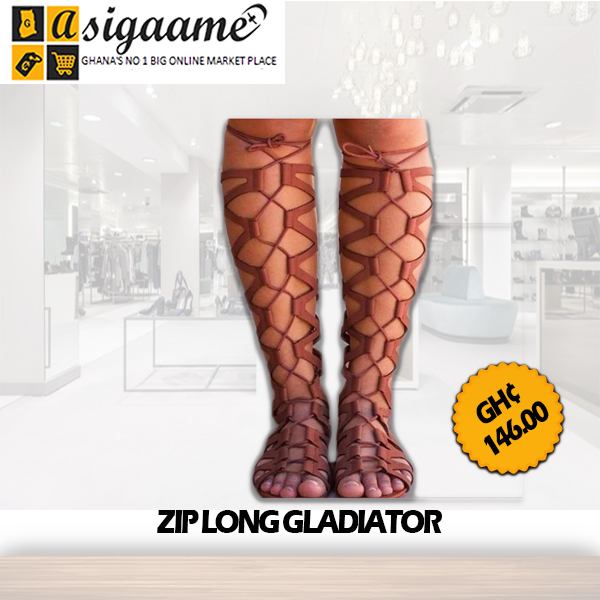 ZIP LONG GLADIATOR