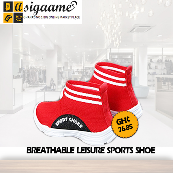 breathable leisure sports shoes