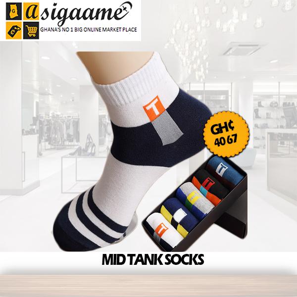 mid tank socks