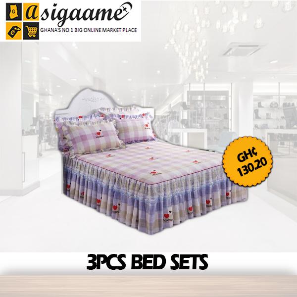 3PCS BED SETS 4