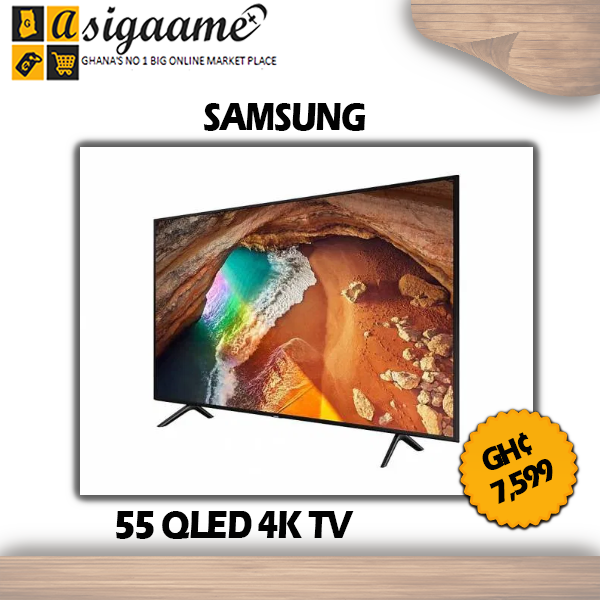 55 QLED 4K TV