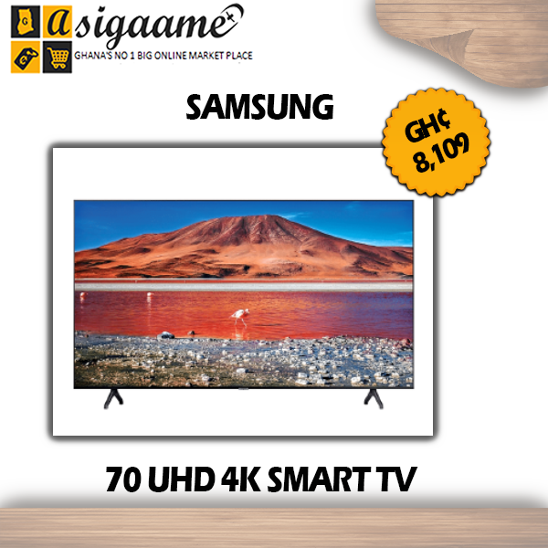 70 UHD 4K SMART TV