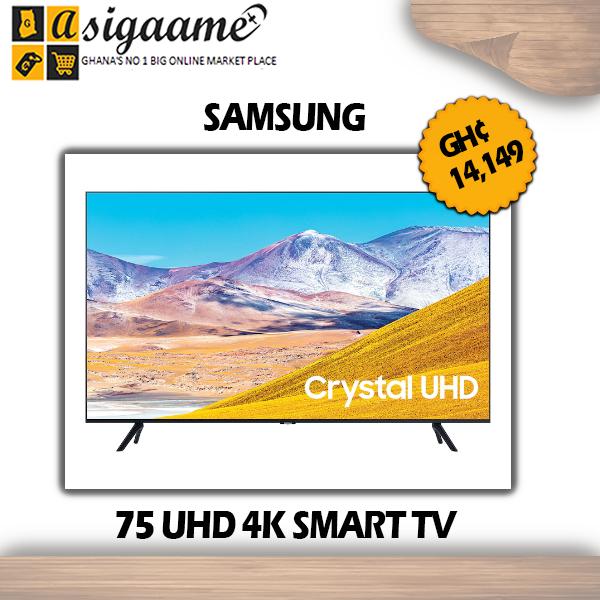75 UHD 4K SMART TV