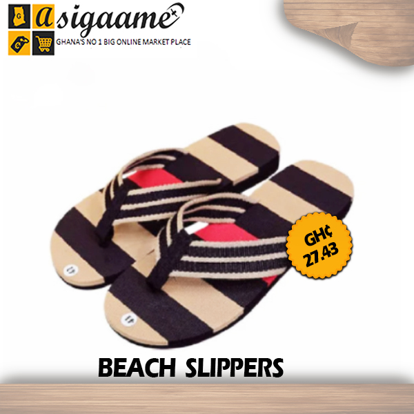 BEACH SLIPPERS 1