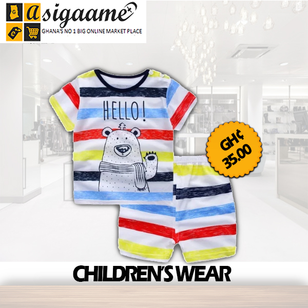 CHILDRENS WEAR 3