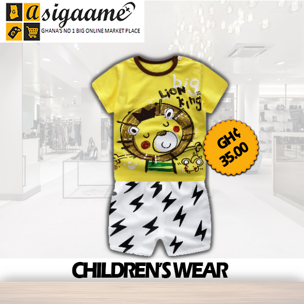 CHILDRENS WEAR 5