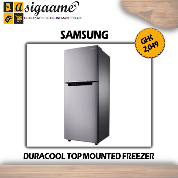 DURACOOL TOP MOUNTED FREEZER 1