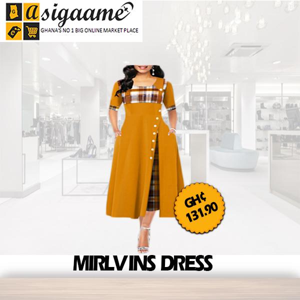 MIRLV INS dress