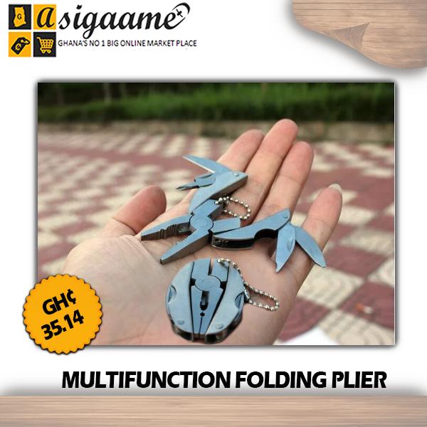 Multifunction Folding Plier