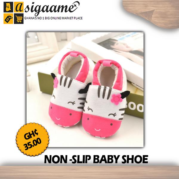 Non slip Baby Shoe 1