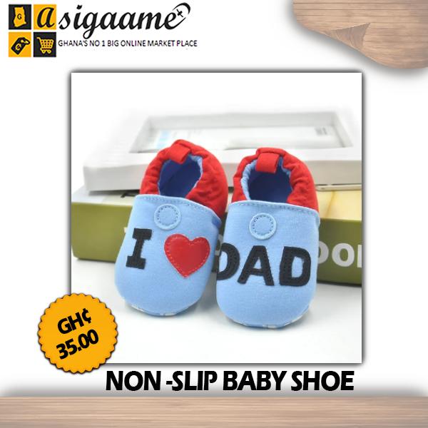 Non slip Baby Shoe