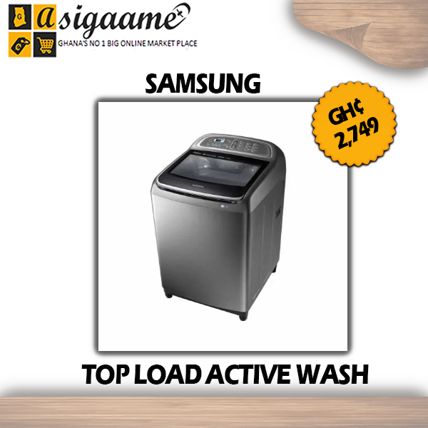 TOP LOAD ACTIVE WASH 1