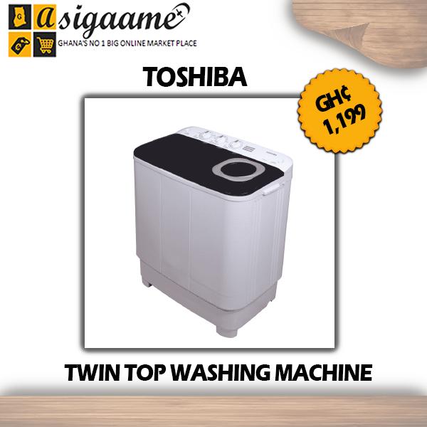 TWIN TOP WASHING MACHINE