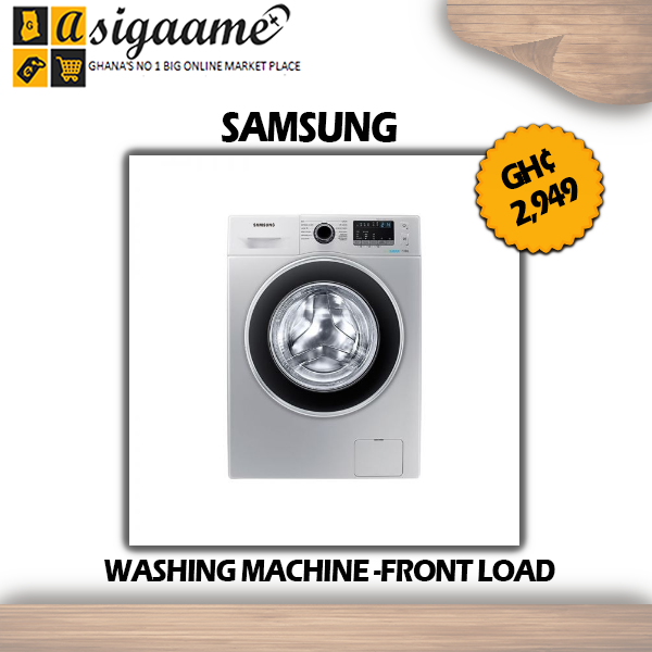 WASHING MACHINE FRONT LOAD 2