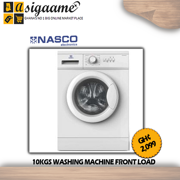 10KGS WASHING MACHINE FRONT LOAD