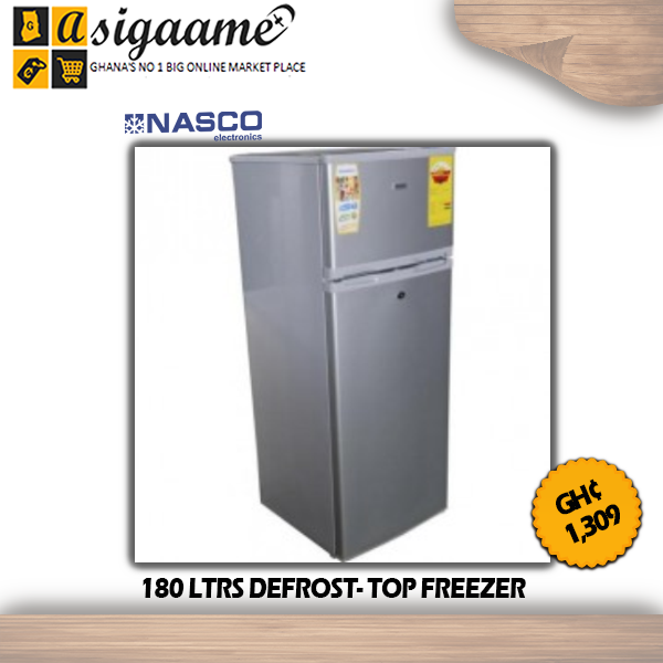 180 LTRS DEFROST TOP FREEZER