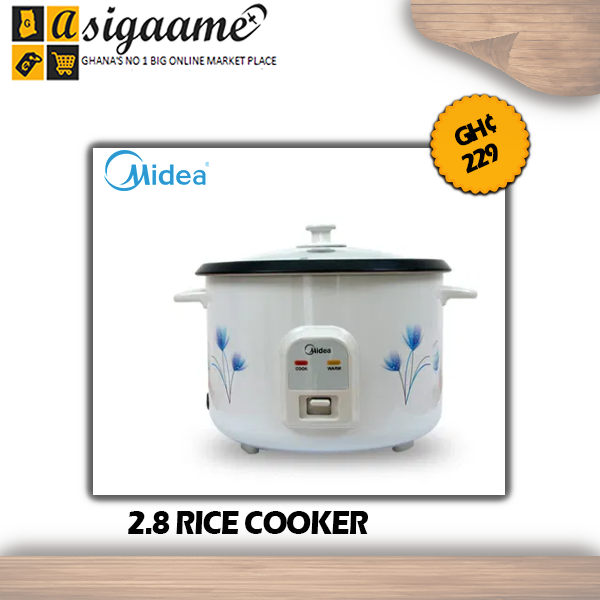 2.8 RICE COOKER