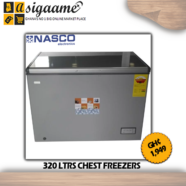 320 LTRS CHEST FREEZERS