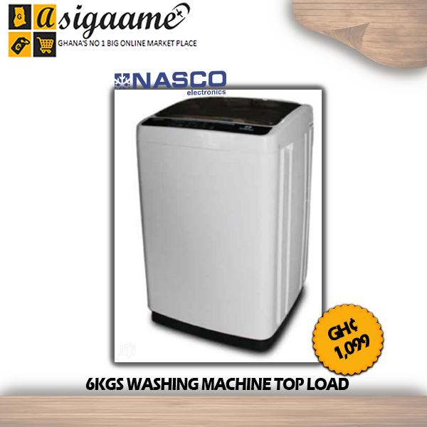 6KGS WASHING MACHINE TOP LOAD