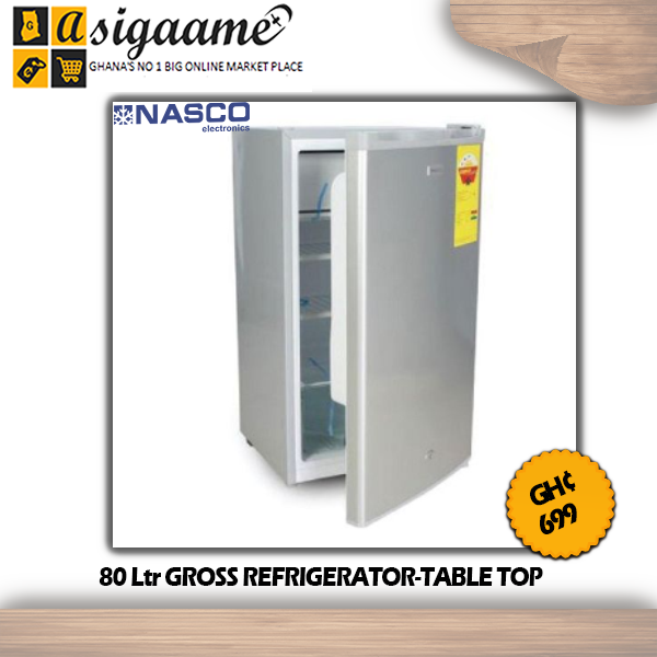 80 Ltr GROSS REFRIGERATOR TABLE TOP 1