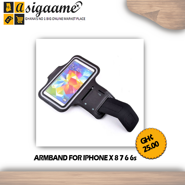 ARMBAND FOR IPHONE X 8 7 6 6s