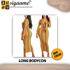 LONG BODYCON